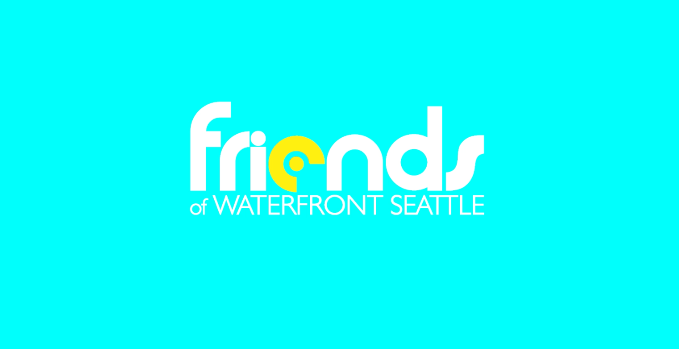 Friends of the Waterfront