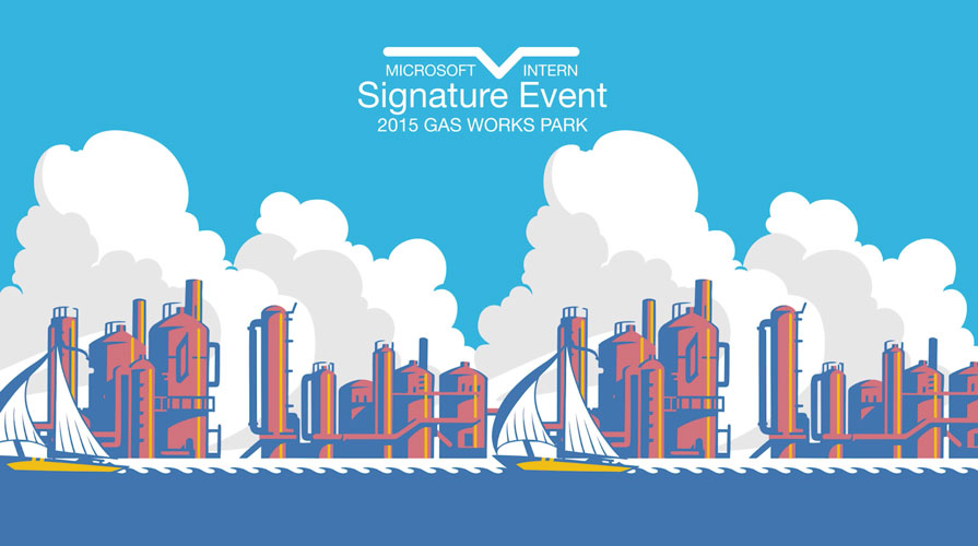 Microsoft Signature Intern Event 2014